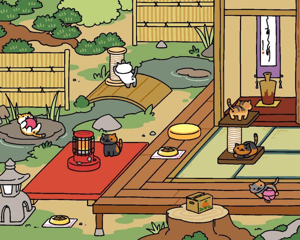 My upgraded garden, so zen!