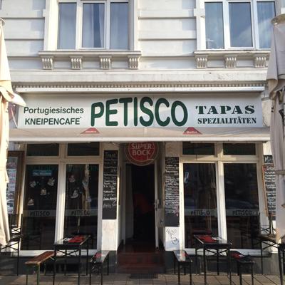 Un petit resto portugais en plein Schanzenviertel