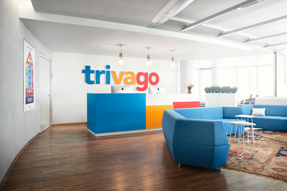 Im A Graphic Designer At Trivago