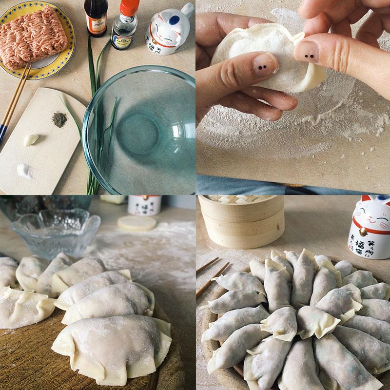 dumplings recette image olamelama