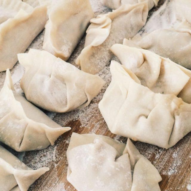cooking party dumplings recette image cover