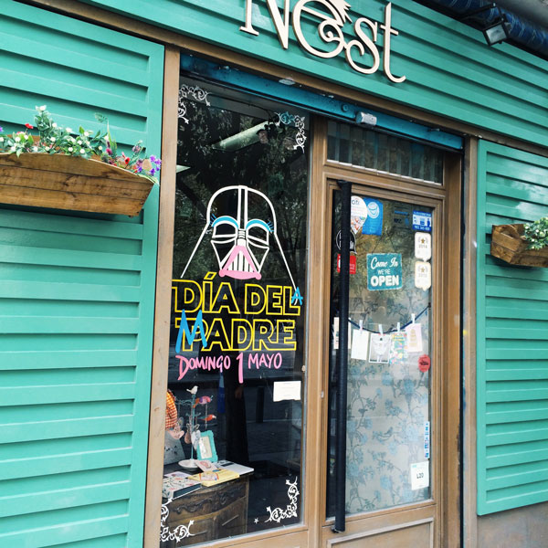 nest boutique madrid image
