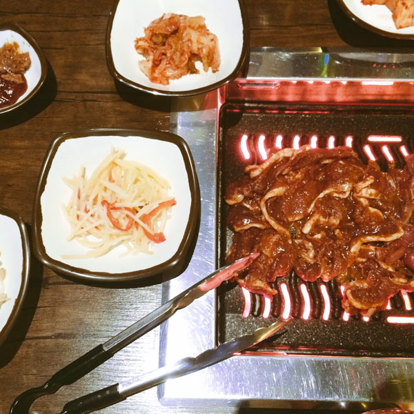 48h à Anvers Korean Barbecue Arirang