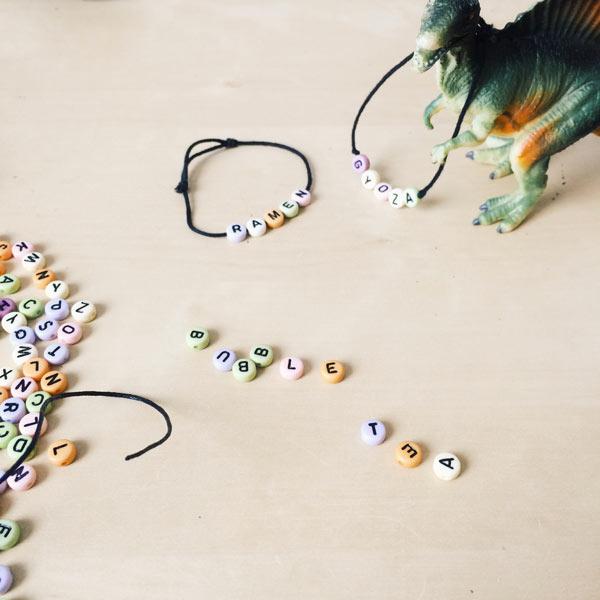 Lama Diaires - Découvertes du Mois - DIY bracelets - Olamelama