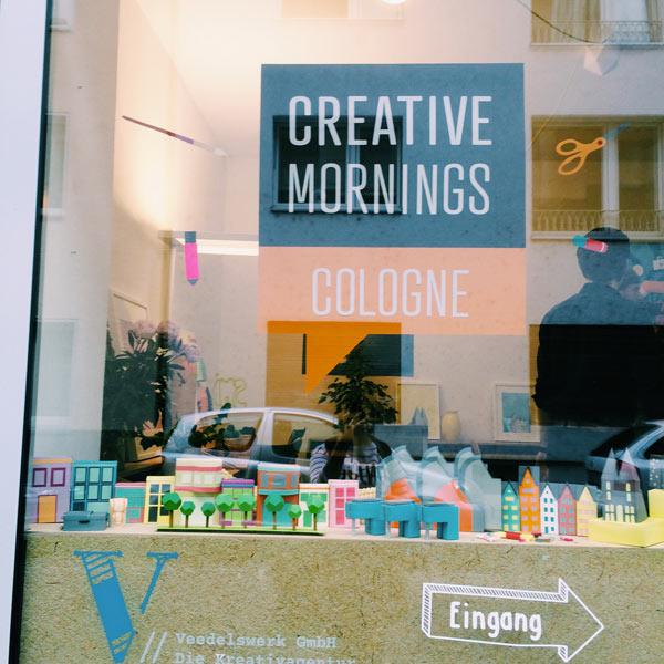 Lama Diaires - Découvertes du Mois - Creative Mornings Cologne - Olamelama