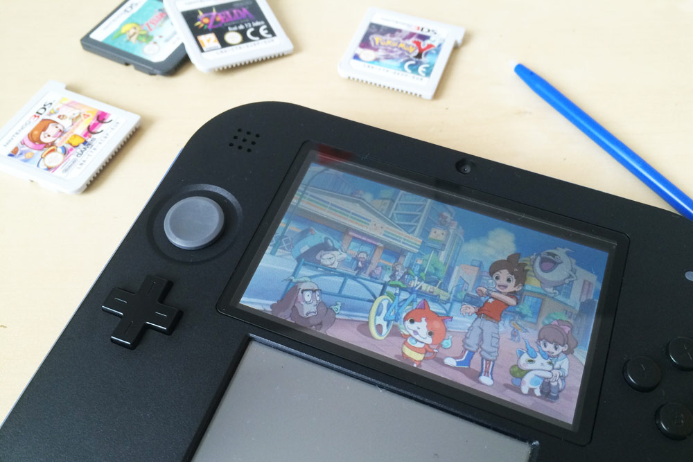 Yo-Kai Watch game Nintendo 2DS - Olamelama