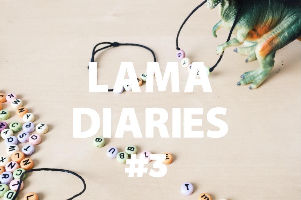 Lama Diaries - Olamelama
