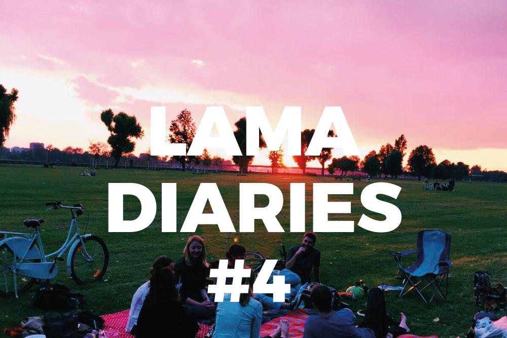 Lama Diaries 4 - Olamelama