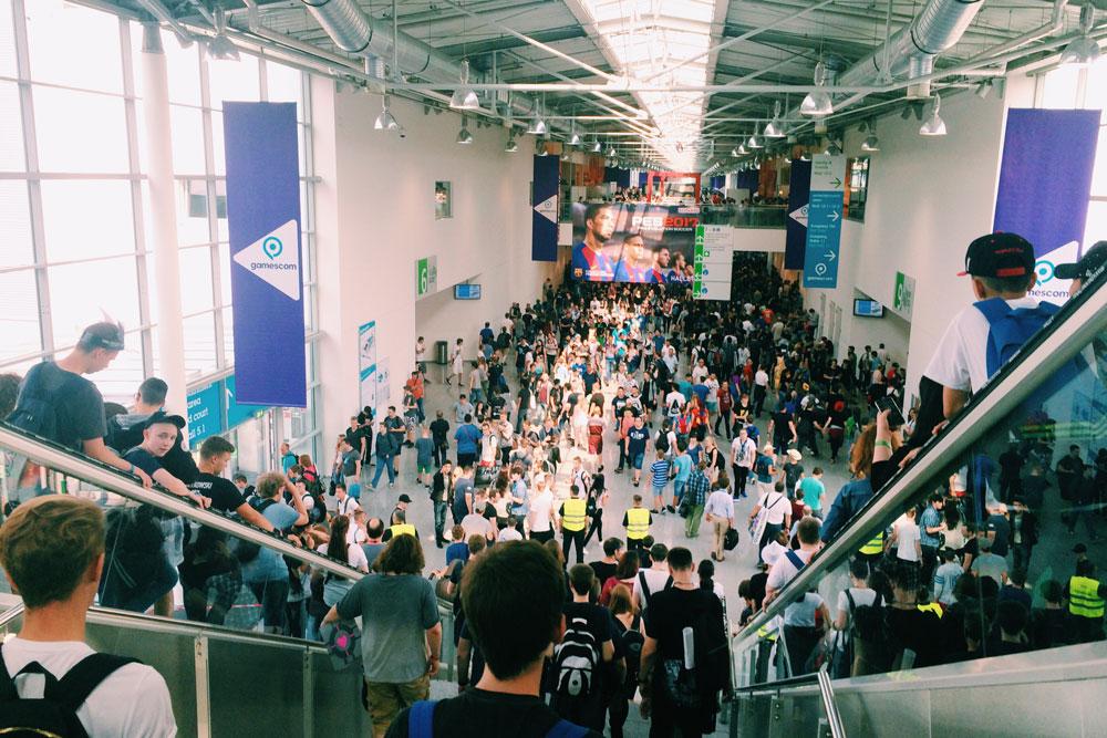 Gamescom 2016 - Olamelama Blog