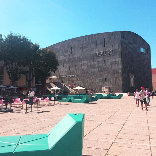 Vienna - Quartier des musées de Vienne - Olamelama blog