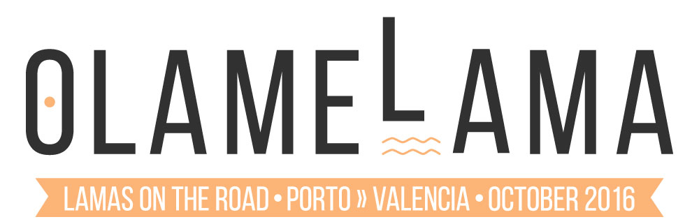 Roadtrip Project Lamas on the road - Olamelama blog