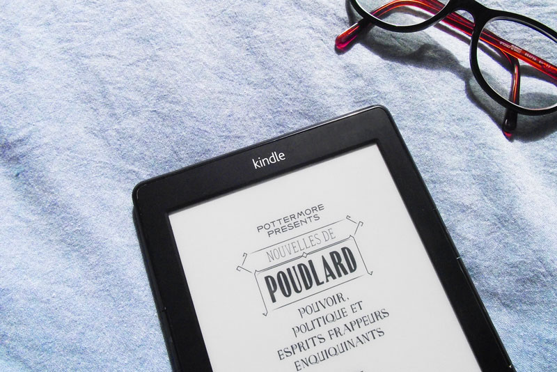 Harry Potter Ebook - Lama Diaries #6 Septembre - Olamelama blog
