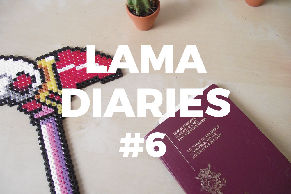 Lama Diaries 6 Septembre - Olamelama blog
