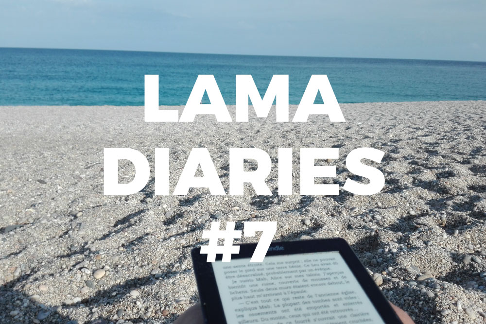 Lama Diaries 6 Octobre - Olamelama blog