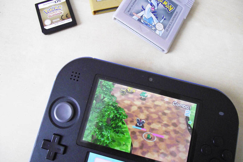 Pokemon Rumble World - Lama Diaries #6 Septembre - Olamelama blog