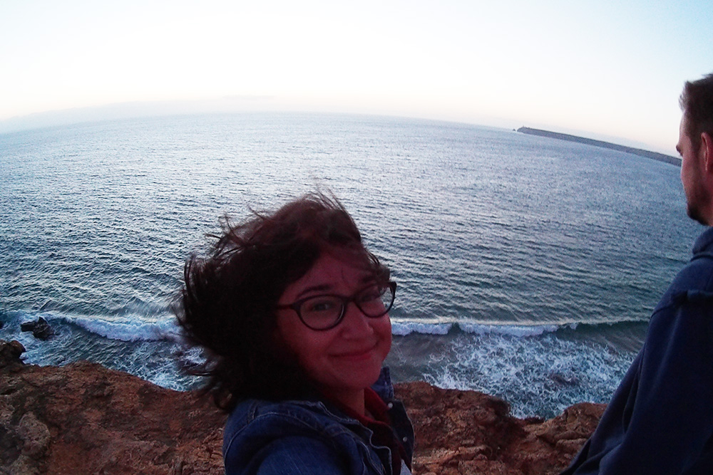 Roadtrip - Sagres - Lamas on the road - Olamelama blog