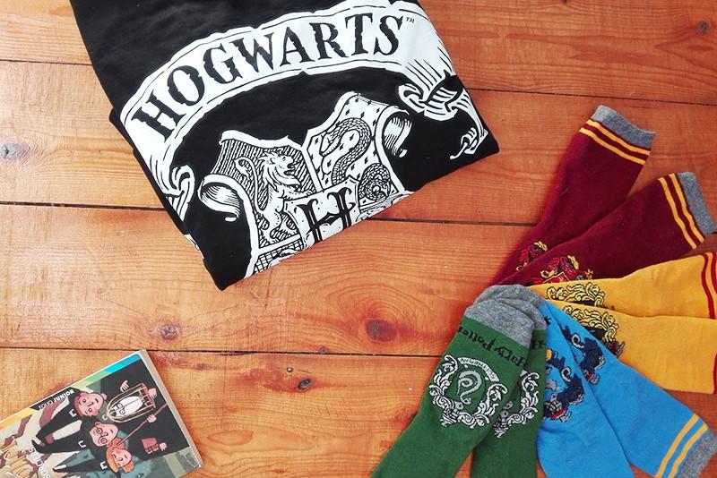 Olamelama - Lama Diaries 8 - Novembre - Harry Potter Primark