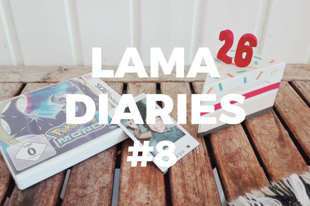 Lama Diaries 6 Novembre - Olamelama blog