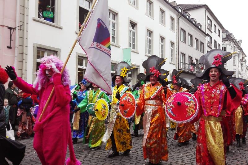Karneval - Lama Diaries - Février 2017 - Olamelama