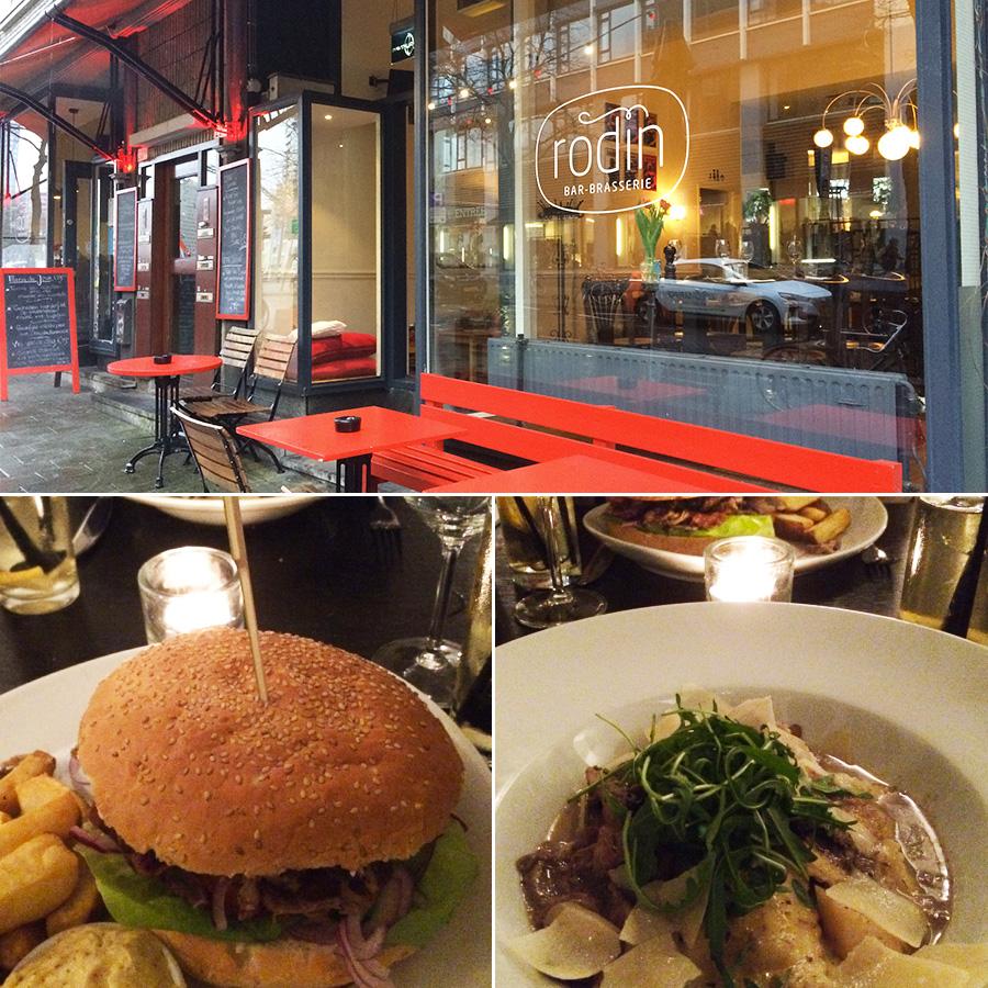 Rotterdam - Rodin Brasserie - Olamelama blog