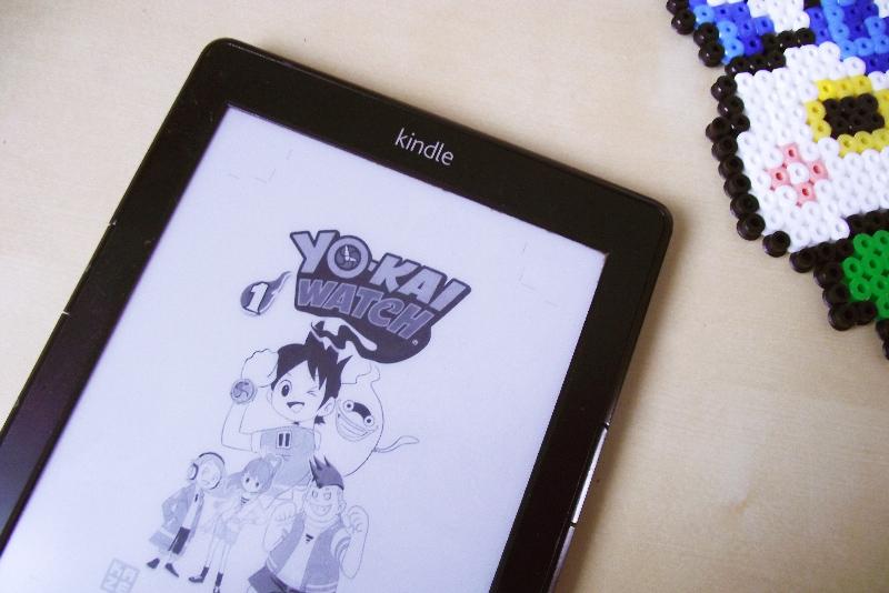 Yo-Kai Watch - Manga revue - Olamelama blog