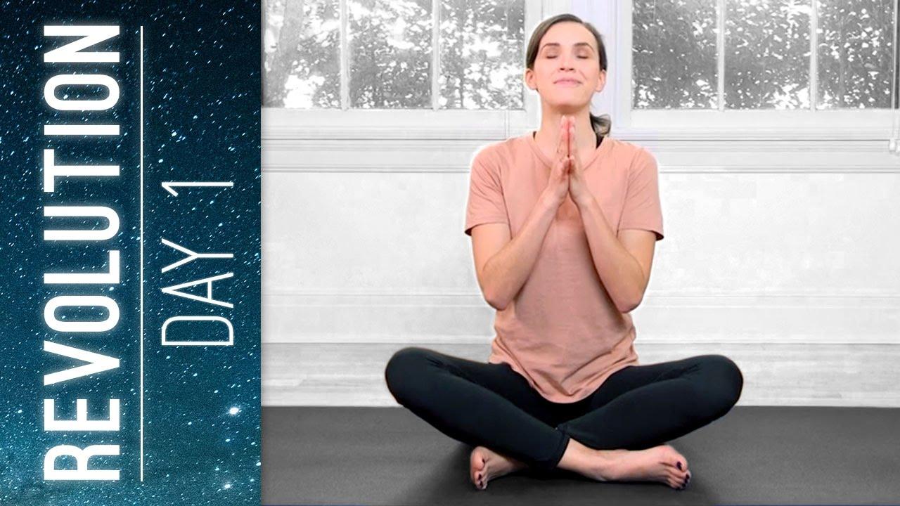 Youtube sélection - Yoga with Adriene - Olamelama blog