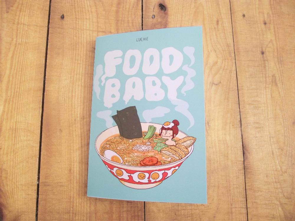 Oups, j'ai plus d'argent! - Food Baby Luchie - Olamelama blog