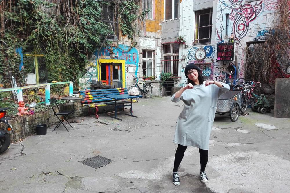 Berlin - Lama Diaries - Mars 2017 - Olamelama