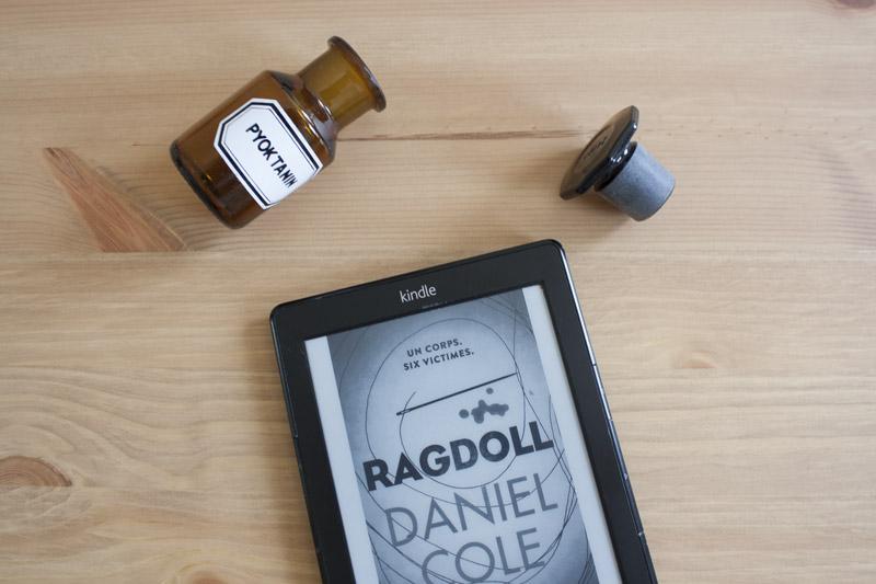 Ebook de Ragdoll de Daniel Cole