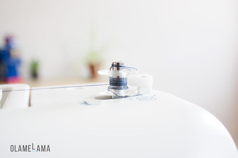 Couture Bien choisir sa machine à coudre - Olamelama