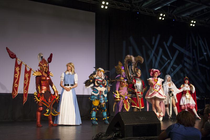 Dokomi Anime Manga Convention Allemagne - Olamelama