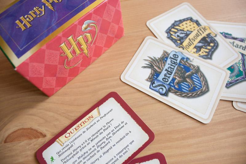 Harry Potter tag - Jeu de société et questions - Olamelama