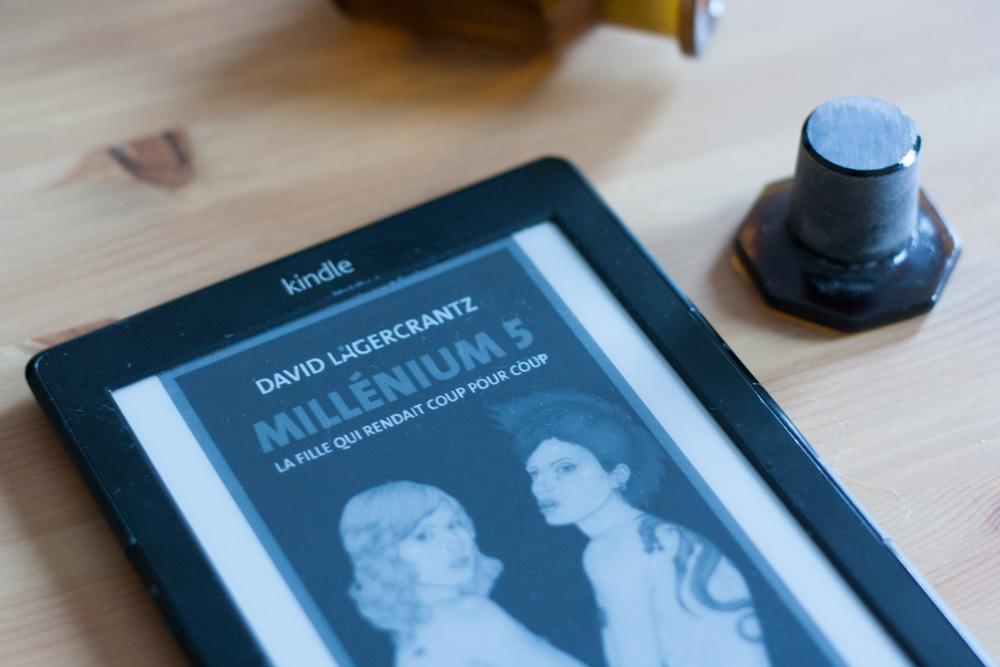 Millenium 5 - La fille qui rendait coup pour coup - David Lagercrantz - Livre - Actes Sud - Olamelama