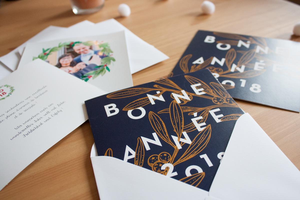 Carterie en ligne Popcarte partenariat cartes de voeux Styles