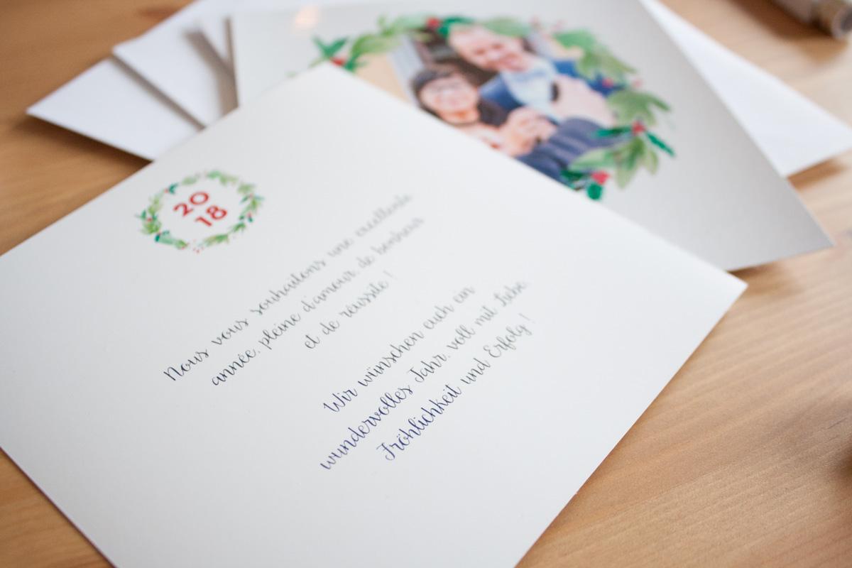 Carterie en ligne Popcarte partenariat cartes de voeux Détail