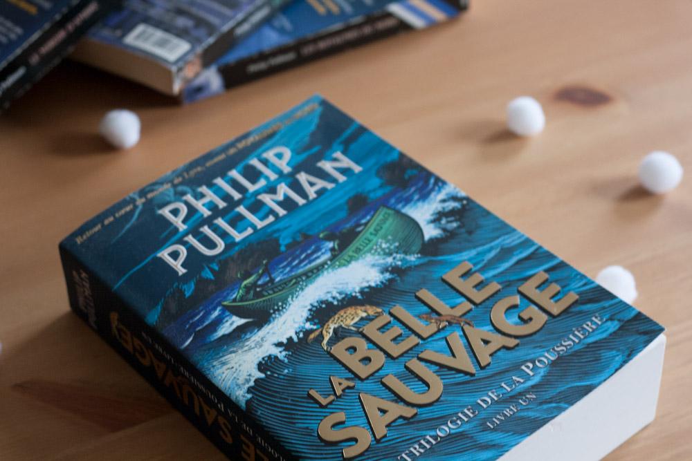 Lama Diaries #21 Décembre 2017 - La Belle Sauvage de Philip Pullman