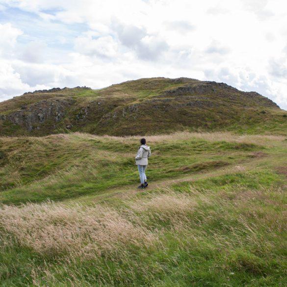 Voyage solo en Écosse à Édimbourg