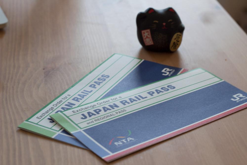 Planifier un voyage au Japon - JR Pass