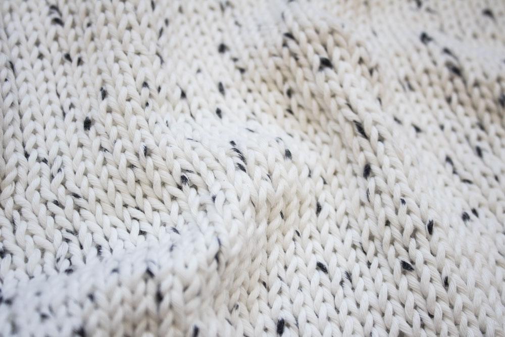 Avis sur le it de tricot Lucky Star de Wool & the Gang - Laine Happy Shiny Cotton