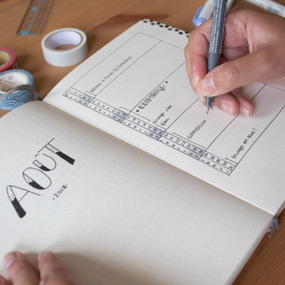 Bullet journal Lemome - Avis, test et informations - Olamelama