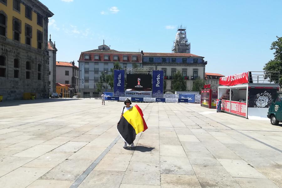 Lama Diaries Été 2018 - Voyage à Porto
