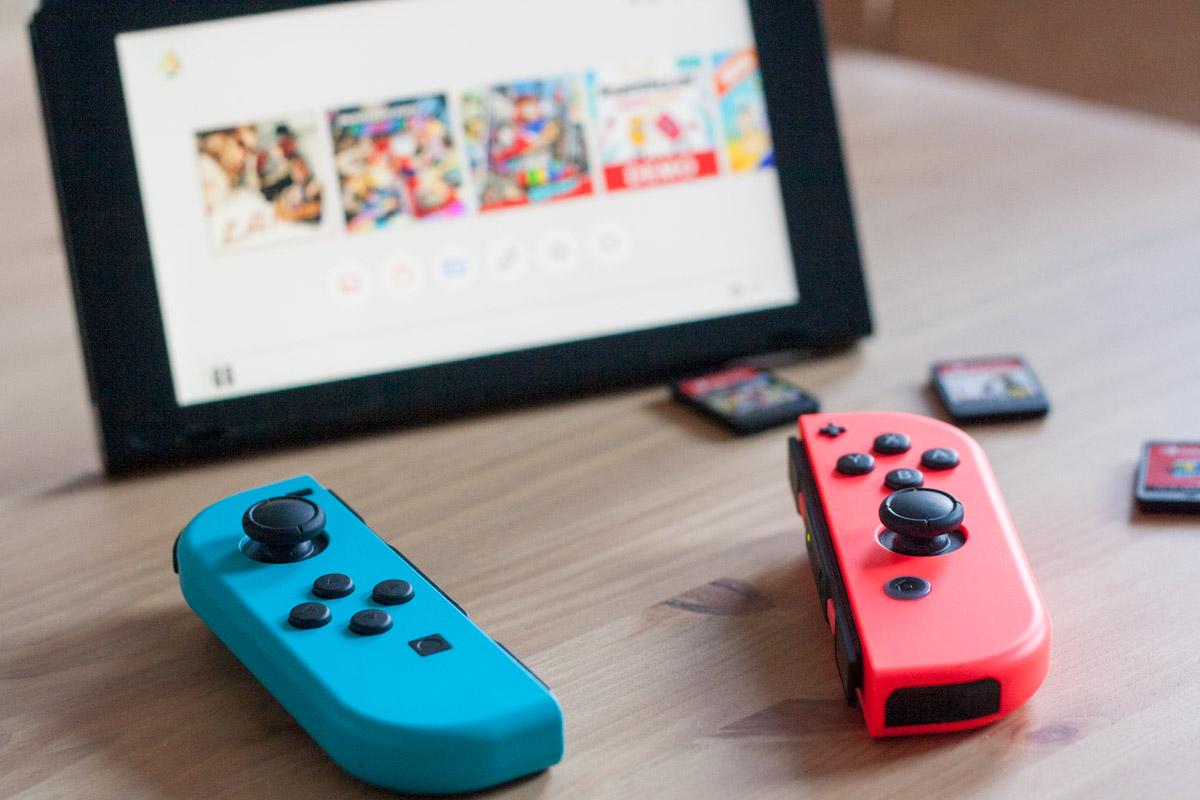 2f7ea9a255a La Nintendo Switch et ses accessoires   guide du débutant