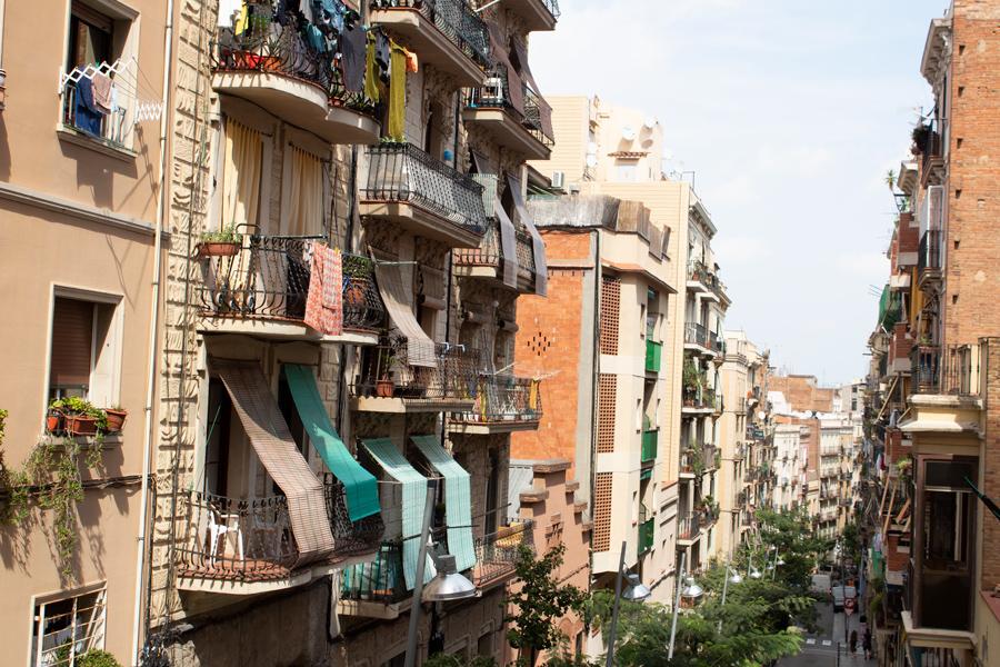 Roadtrip 2018 - Nord de l'Espagne - Barcelone - Poble Sec