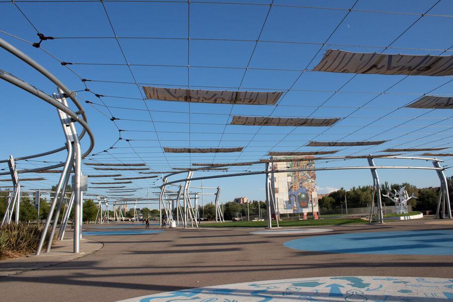 Roadtrip 2018 - Nord de l'Espagne - Saragosse - Expo Universelle 2008