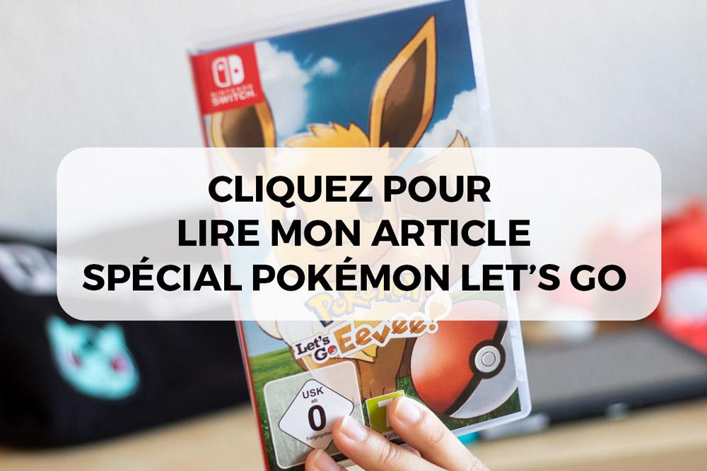 Article dédié à Pokémon Let's Go - CTA