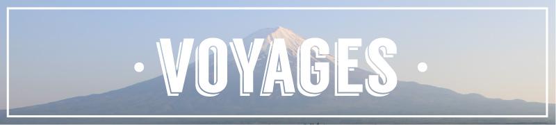 Rétrospective 2018 et projets 2019 - Voyages