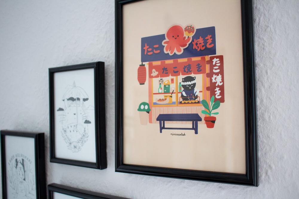 Illustrations de Niniwanted - Lama Diaries #29