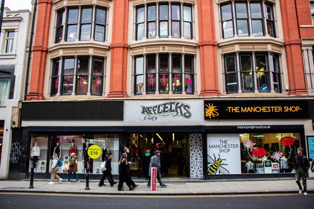 Week-end à Manchester : quartiers, visites & adresses - Affleck's