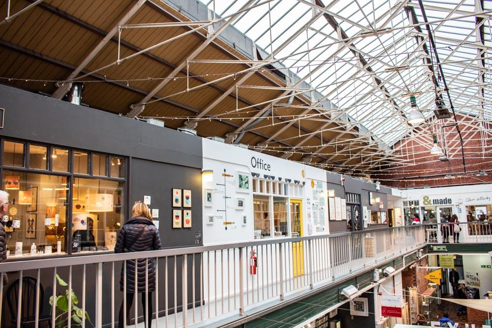 Week-end à Manchester : quartiers, visites & adresses - Arts & Design Center