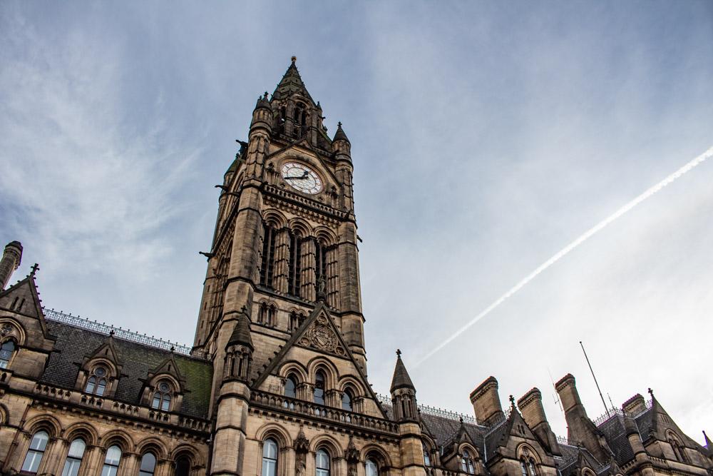 Week-end à Manchester : quartiers, visites & adresses - Hôtel de ville